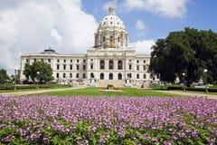 Str. Paul, Minnesota - Zustand-Kapitol Lizenzfreie Stockfotografie
