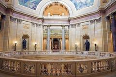 Str. Paul, Minnesota - Zustand-Kapitol Stockbild