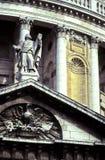 Str. Pauls- London, England Lizenzfreies Stockbild