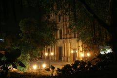 Str. pauls Nacht lizenzfreie stockbilder