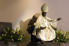 Str. Peter Stockfoto