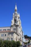 Str. Peter und Paul-Kirche Stockbilder