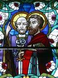 Str. Peter und Str. Paul Stockbilder