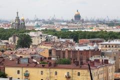 Str. - Petersburg Stockbild