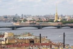 Str. - Petersburg Lizenzfreies Stockfoto