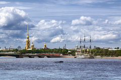 Str. - Petersburg Lizenzfreie Stockfotografie