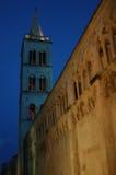 Str. Stosija in Zadar Lizenzfreies Stockbild