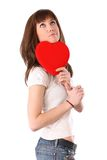 Str.-Valentinsgruß-Tag lizenzfreie stockfotos