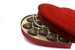 Str. Valentinstagüberraschung Stockbild