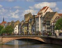 Straßburg Lizenzfreies Stockbild
