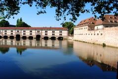 Straßburg lizenzfreies stockfoto