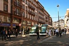 straßburg lizenzfreie stockfotos