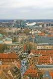 Straßburg in Elsass, Frankreich Stockfoto