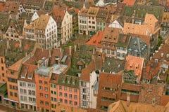 Straßburg in Elsass, Frankreich Stockfotos