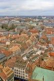 Straßburg in Elsass, Frankreich Lizenzfreie Stockbilder