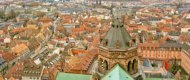 Straßburg in Elsass, Frankreich Stockbilder