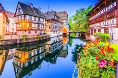 Straßburg, Elsass, Frankreich stockfoto