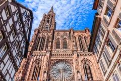 Straßburg, Frankreich stockbild