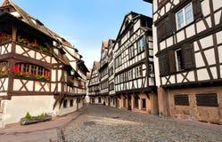 Straßburg, Frankreich stockfotografie