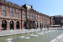 Straßburg, Frankreich stockfoto