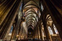Straßburg, Frankreich Lizenzfreies Stockbild