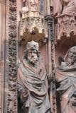 Straßburg-Kathedrale Stockfotografie