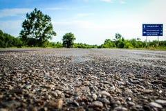 Straße lizenzfreie stockfotografie