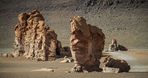 Straße 23, Atacama-Wüste, Nord-Chile Lizenzfreie Stockbilder