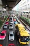Straße in Bangkok Stockfotos