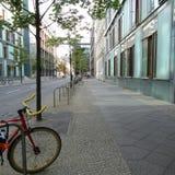 Straße in Berlin Lizenzfreie Stockfotos