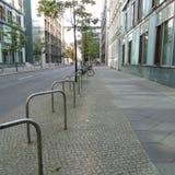 Straße in Berlin stockbilder