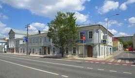 Straße Bolshaya Ordynka Lizenzfreie Stockfotografie