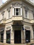 Straße in Buenos Aires Stockfotos