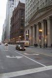 Straße in Chicago, USA Stockbild