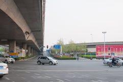 Straße in der Stadt Lizenzfreies Stockfoto