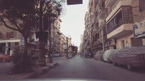 Straße der Stadt Stockfotos