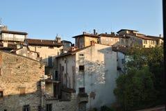 Straße des Bergamos Stockbild