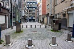 Straße im Diamantbezirk Lizenzfreie Stockfotografie