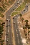 Straße in Lima lizenzfreies stockbild