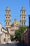Straße in Mexiko Lizenzfreie Stockfotografie