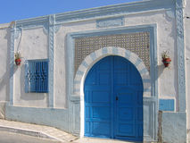 Straße in Tunis Stockbilder