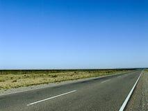 Straße und Himmel stockfotos