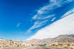 Straße in Utah stockfotos