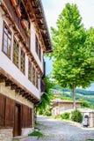 Straße in Veliko Tarnovo Stockfotografie