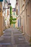 Straße von Arles Stockbild