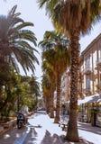 Straße von Bari stockfotografie