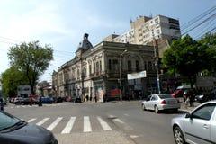 Straße von Braila, Rumänien Lizenzfreies Stockbild