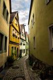 Straße von Deutschland lizenzfreie stockfotografie