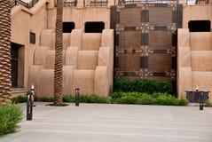 Straße von Dubai Lizenzfreies Stockbild