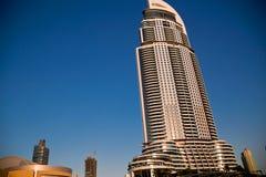 Straße von Dubai Lizenzfreie Stockbilder